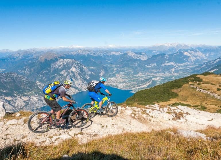 Lago di Garda | Gite in bicicletta